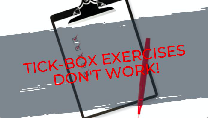 The Shift Needed from BEE Tick-Box Exercises